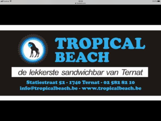 Tropical Beach Ternat