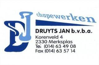 Chapewerken Druyts Jan bvba