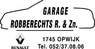 Garage Robberechts & Zn nv
