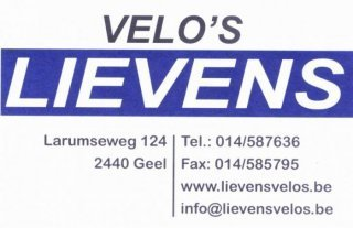 Lievens Velo's