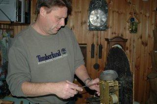 Uurwerkmaker Dirk Martin