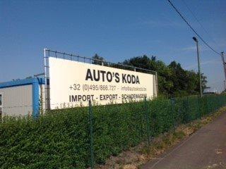 Auto's Koda