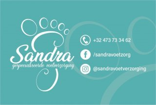 Sandra's voetverzorging