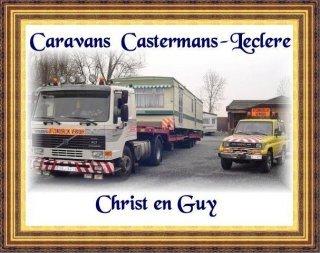 Caravans Castermans - Leclere