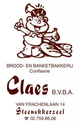 Logo Bakkerij Claes