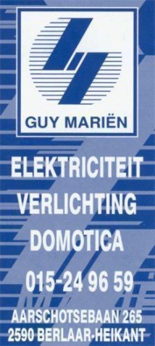Verlichting Guy Mariën