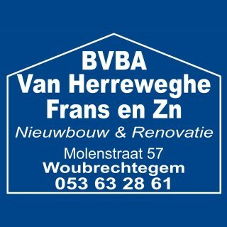 BVBA Van Herreweghe Frans & Zn