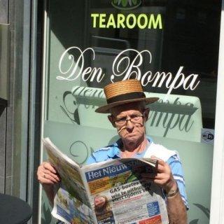 Den Bompa - Tearoom