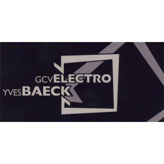 GCV Electro Yves Baeck