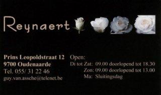 Bloemen Reynaert
