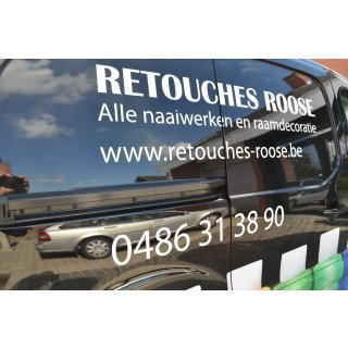 Retouches Roose
