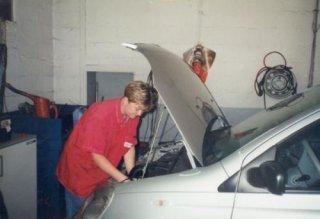 Garage Vanlinthout