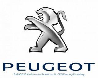 Logo Peugeot Garage VDA