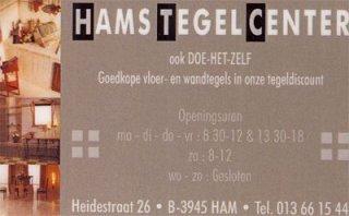Hams Tegelcenter