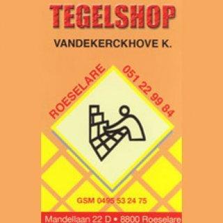 Vandekerckhove K. Tegelshop