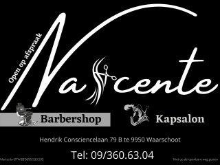 Nascente Kapsalon en Barbershop