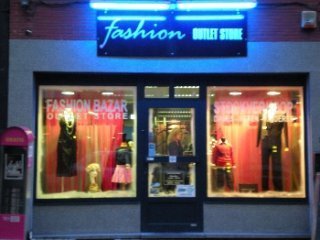 Fasion Outlet store