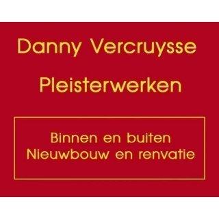Danny Vercruysse Pleisterwerken
