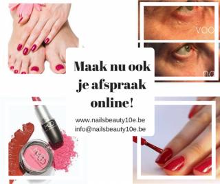 Nails & Beauty 10e
