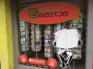 Gino's Gazetje