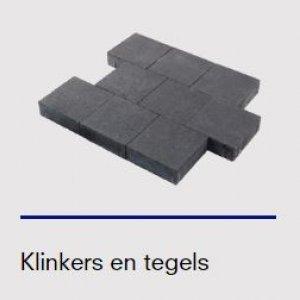 Klinkers en tegels