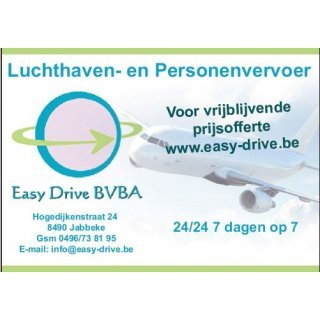 Luchthavenvervoer Easy Drive