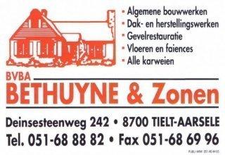 Bethuyne & zonen bv