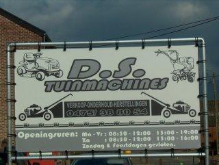 D.S. Tuinmachines