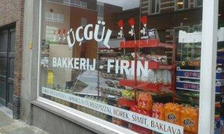 Bakkerij üc Gül
