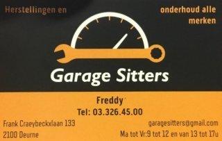 Garage Sitters