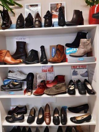 Ortho - Shoe Dehandschutter