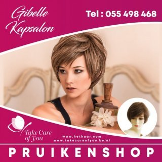 Kapsalon Gibelle - Pruikenshop
