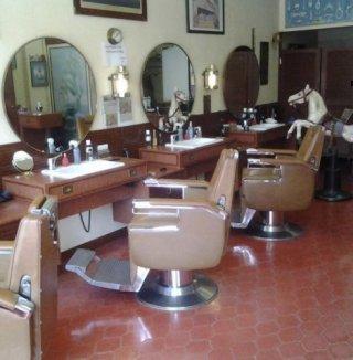 Barber shop Cesar
