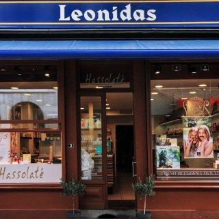 leonidas chocolatier