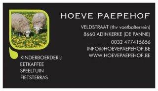 Hoeve Paepehof