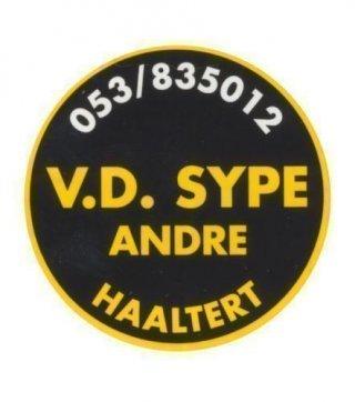 Fietsen André Van de Sype