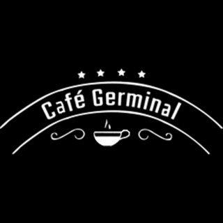 Logo café germinal