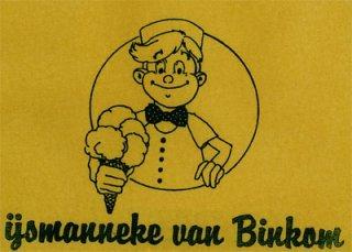 Ijsmanneke Van Binkom