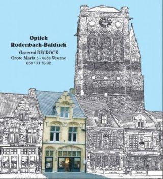 Optiek Rodenbach-Balduck