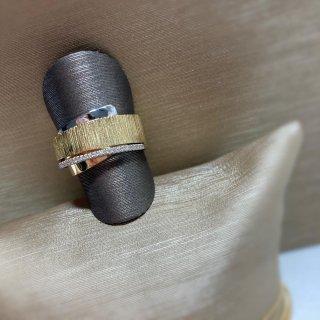Ring in goud 18kt met briljant