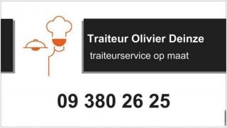 Traiteur Olivier Deinze