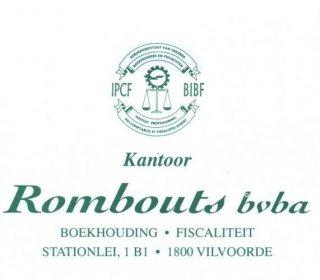 Kantoor Rombouts bvba
