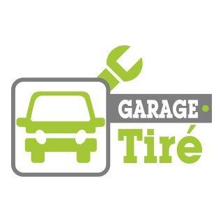Logo Garage Tiré