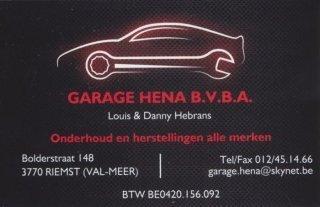 Hena Garage