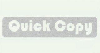 Quick Copy