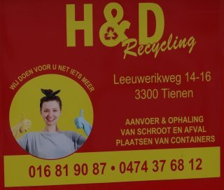 H&D Recycling bv