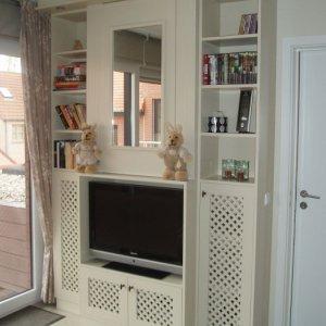 gelakte mdf tv-meubel te Nieuwpoort