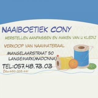 Naaiboetiek Cony
