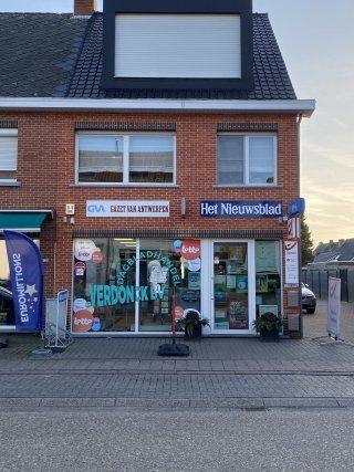 Dagbladhandel Verdonck