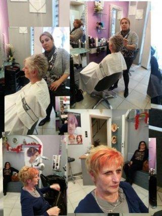 Hairstyling Sewela
